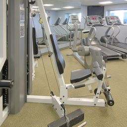 Wellness/Fitness Four Points by Sheraton York Fotos