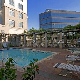 Piscina Sheraton Suites Houston Near The Galleria Fotos