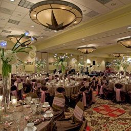 Sala de banquetes Sheraton Suites Houston Near The Galleria Fotos
