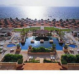 Basen Sheraton Sharm Hotel Resort, Villas & Spa Fotos