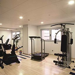 Fitness room Acta Art Hotel Fotos