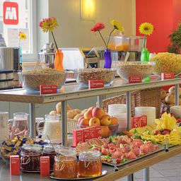 Buffet Meininger City Center Fotos