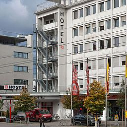 Außenansicht Meininger City Center Fotos