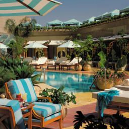 Piscina Four Seasons Cairo at Nile Plaza Fotos