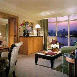 Suite Four Seasons Cairo at Nile Plaza Fotos