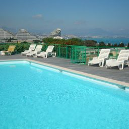 Sea Side Park INTER-HOTEL Villeneuve-Loubet