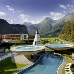 Aqua Dome Tirol Therme Lngenfeld