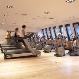 Fitness Aqua Dome Tirol Therme Fotos