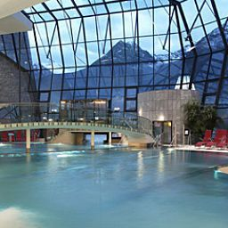 Pool Aqua Dome Tirol Therme Fotos