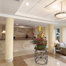 Hall Hilton Caribe Fotos