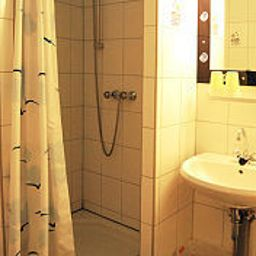 Camera da bagno ABC-Pension Fotos