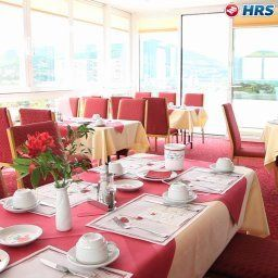 Breakfast room within restaurant Panorama Hotel am Rosengarten Fotos