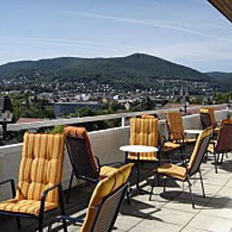 Terrace Panorama Hotel am Rosengarten Fotos