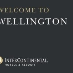 Холл InterContinental WELLINGTON Fotos