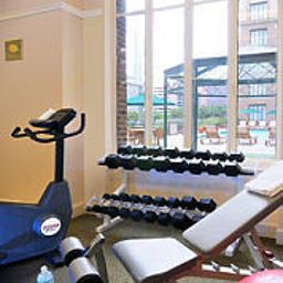 Fitness room Courtyard Houston Downtown /Convention Center Fotos