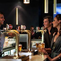 Bar Sydney Harbour Marriott Hotel at Circular Quay Fotos