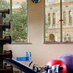 Wellness/fitness area Sydney Harbour Marriott Hotel at Circular Quay Fotos