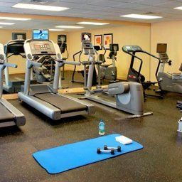 Wellness/fitness area Residence Inn Newark Elizabeth/Liberty International Airport Fotos