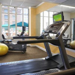 Wellness/fitness area Residence Inn Houston Downtown/Convention Center Fotos