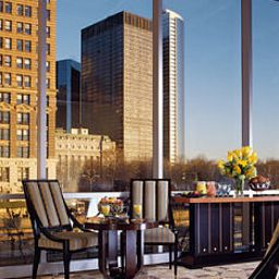 Hall Battery Park The Ritz-Carlton New York Fotos