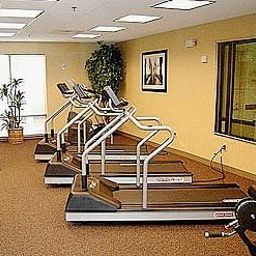 Sala spa/fitness SpringHill Suites Newark Liberty International Airport Fotos