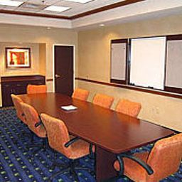 Sala konferencyjna SpringHill Suites Newark Liberty International Airport Fotos