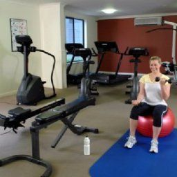 Remise en forme Quest North Ryde Serviced Apts Fotos