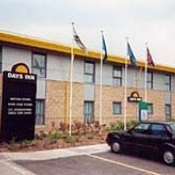 Exterior view Days Inn Donnington Welcome Break Service Area Fotos