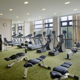 Wellness/fitness Holiday Inn TEMPLE OF HEAVEN BEIJING Fotos