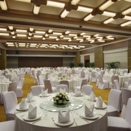 Vista all'interno Holiday Inn TEMPLE OF HEAVEN BEIJING Fotos