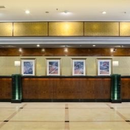 Hall Holiday Inn BEIJING CHANGAN WEST Fotos