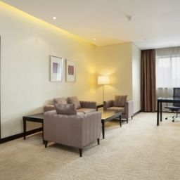 Suite Holiday Inn BEIJING CHANGAN WEST Fotos