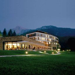 Exterior view InterContinental BERCHTESGADEN RESORT Fotos