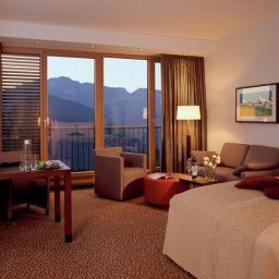 Room InterContinental BERCHTESGADEN RESORT Fotos