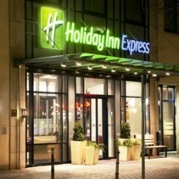 Exterior view Holiday Inn Express BERLIN CITY CENTRE Fotos