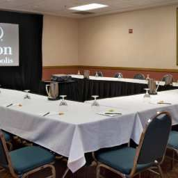 Conference room Hilton Indianapolis Hotel  Suites Fotos