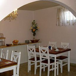 Breakfast room Ina Pension Fotos