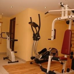 Wellness/fitness area Almhof Fotos