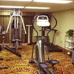 Sala spa/fitness Holiday Inn SADDLE BROOK Fotos