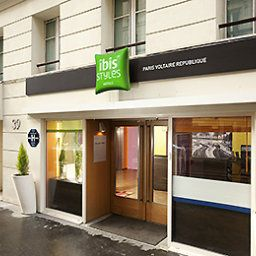 ibis Styles Paris Voltaire Republique (ex all seasons) Fotos