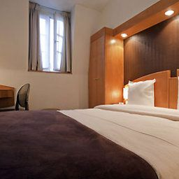Chambre ibis Styles Paris Voltaire Republique (ex all seasons) Fotos