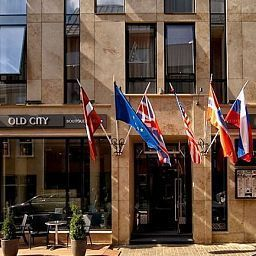 Vista exterior Old City Boutique hotel Fotos