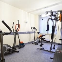 Fitness room Hetman Fotos