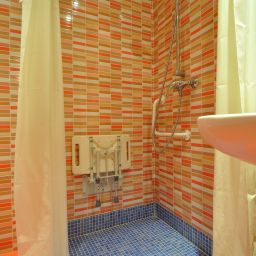 Camera da bagno Ballesta Hostal Fotos