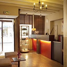 Reception My Hotel In France Le Marais Fotos