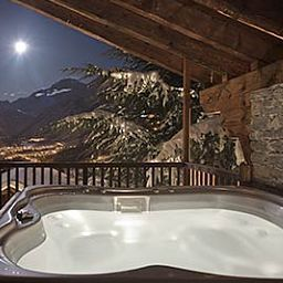 Wellness/Fitness Mont Blanc Hotel Village Chateaux et Hotels Collection Fotos