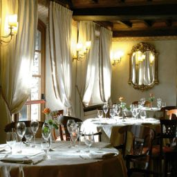 Restaurant Mont Blanc Hotel Village Chateaux et Hotels Collection Fotos