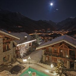 Suite Mont Blanc Hotel Village Chateaux et Hotels Collection Fotos