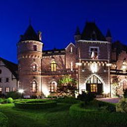 Exterior view Chateau de Maulmont Chateaux et Hotels Collection Fotos