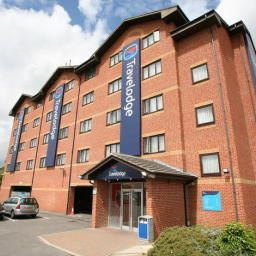 Exterior view TRAVELODGE LONDON PARK ROYAL Fotos